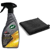 Lustrants et cires Hybrid Solutions Ceramic - Cire TurtleWax + Microfibre Turtle Wax