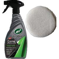 Lustrants et cires Hybrid Solutions Ceramic - Protection SIO2 TurtleWax + Tampon applicateur