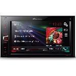 MVH-AV270BT - Autoradio 2DIN MP3USB - Bluetooth - Ecran 6.2p -> MVH-A210BT