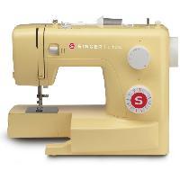 Machine A Coudre SINGER Machine a coudre Simple 3223 - 70 W - 23 programmes - Jaune