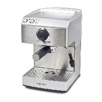 Machine A Expresso BEPER 90521 Machine expresso classique - 1250 W - Argent