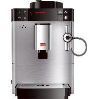 Machine A Expresso MELITTA F54-0-100 Machine expresso automatique avec broyeur Caffeo Passione - Inox