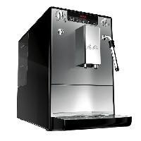 Machine A Expresso Melitta Caffeo SoloetMilk E 953-102 avec broyeur integre Argent