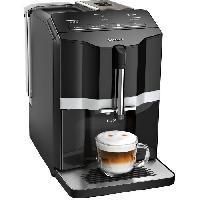 Machine A Expresso SIEMENS TI351209RW Machine a cafe expresso entierement automatique EQ.300 - Noir