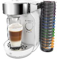 Machine A Expresso TASSIMO Caddy TAS7004 - Blanc