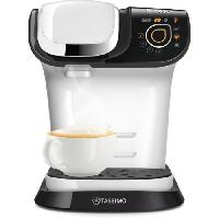 Machine A Expresso TASSIMO My Way TAS6004 - Blanc