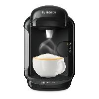 Machine A Expresso TASSIMO TAS1402 Machine a cafe VIVY - Noir intense