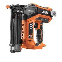 Machine Outil AEG Cloueur Brushless VAC Drive 18 Ga B18N18-0 - 18 V