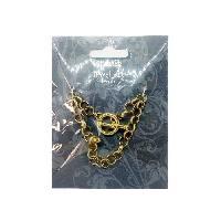 Maille - Chaine - Bracelet Pampille Bracelet 22 cm - Dore