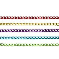 Maille - Chaine - Bracelet Pampille PANDURO Chaînes - Colorées