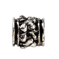 Maille - Chaine - Bracelet Pampille PANDURO Perles Intermédiaire Métal - 4 Pieces