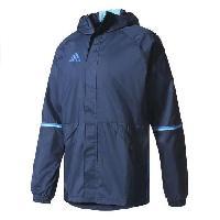 Maillot - Debardeur - T-shirt - Polo De Football ADIDAS CONDIVO 16 Veste Impermeable - Bleu