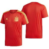 Maillot - Debardeur - T-shirt - Polo De Football ADIDAS Maillot de Football FEF Espagne - Homme - Rouge - XS