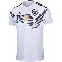 Maillot - Debardeur - T-shirt - Polo De Football ADIDAS Maillot de Football Jersey DFB Allemagne - Homme - Blanc - XS