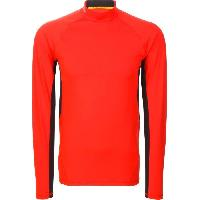 Maillot - Debardeur - T-shirt - Polo De Football Maillot de football Bobo - Manches longues - Homme - Rouge - L
