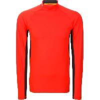 Maillot - Debardeur - T-shirt - Polo De Football Maillot de football Bobo - Manches longues - Homme - Rouge - S