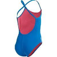 Maillot De Bain De Natation ATHLITECH Maillot de bain de piscine Tea - 1 piece - Femme - Turquoise - 6 ans - Athli-tech