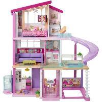 Maison - Accessoire Maison Poupee BARBIE - Barbie Maison De Reve - Mattel