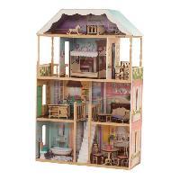 Maison - Accessoire Maison Poupee KIDKRAFT Maison de poupées Charlotte - En bois