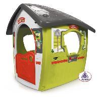 Maison De Jeux Exterieure - Maisonnette FOREST RANGERS Maison enfant - 117 x 111 x 118 cm - Injusa