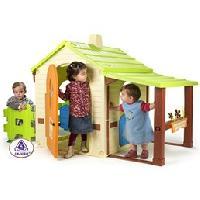 Maison De Jeux Exterieure - Maisonnette Maison Country grand modele avec porche