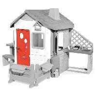 Maison De Jeux Exterieure - Maisonnette SMOBY - Acs Maison Neo Jura Lodge Porte de Maison