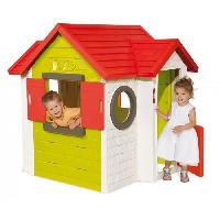 Maison De Jeux Exterieure - Maisonnette SMOBY Maison Enfant My House
