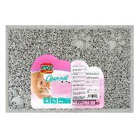 Maison De Toilette - Filtre A Charbon - Tapis Exterieur RIGA - CLEAN PAT TAPIS 40 X 30 CM