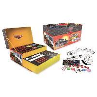 Mallette - Coffret Multi-jeux CARS CARBON Coffre d'Artiste - Disney - Smoby