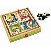 Mallette - Coffret Multi-jeux Mallette 8 jeux Standard - Coffret de jeux - Dujardin