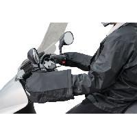 Manchon - Tablier Et Jupe Pour 2 Roues MQS Manchons hiver et pluie - Noir - Taille unique