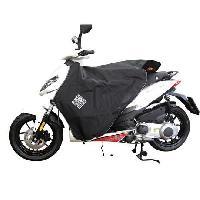 Manchon - Tablier Et Jupe Pour 2 Roues TUCANO URBANO Surtablier Scooter ou Moto Adaptable R017X - Noir
