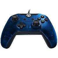 Manette Console Manette Afterglow Bleu nuit pour Xbox One