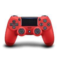 Manette Console Manette DualShock 4 Rouge PS4 V2