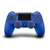 Manette Console Manette DualShock Bleue PS4 V2