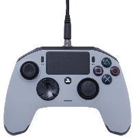 Manette Console Manette Nacon Revolution Pro Grise pour PS4