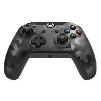 Manette Console Manette PDP Afterglow Camo noire V2 pour Xbox One