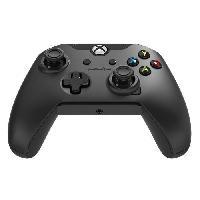 Manette Console Manette PDP Afterglow V2 noire pour Xbox One