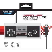 Manette Console Manette Retro-Bit NES USB PC