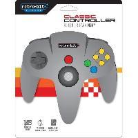Manette Console Manette Retro-Bit Nintendo 64