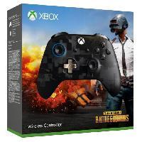 Manette Console Manette Xbox One Edition Limitee PUBG