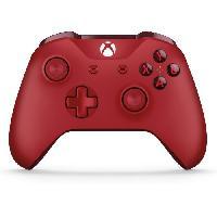 Manette Console Manette Xbox Sans Fil Rouge