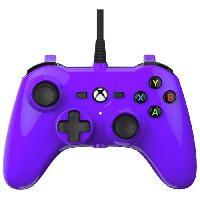 Manette Console Mini Manette - Filaire - Violet - Xbox One