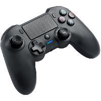 Manette Jeux Video Manette Nacon Asymetric sans fil pour PS4 - Noire