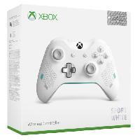 Manette Jeux Video Manette sans fil  Xbox One Edition Spéciale Sport White - Microsoft