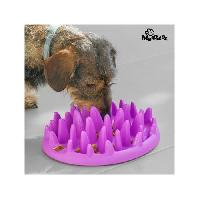Mangeoire - Tremie MY PET Mangeoire interactive Slow Food Bowl - Pour animaux de compagnie
