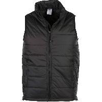 Manteau - Veste Bodywarmer Femme Noir XL