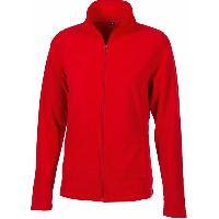 Manteau - Veste Veste Polaire Femme Artic Rouge XL