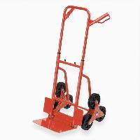 Manutention MEISTER Diable pliant spécial escalier-  Charge maximale 120 kg