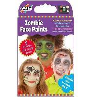 Maquillage - Coloration Deguisement GALT Maquillage Zombie - Galt America